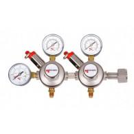 redukčný ventil MM CO2  2x - výstup