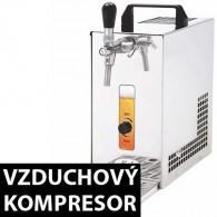 Výčapné zariadenie PYGMY 25/K so zabudovaným kompresorom